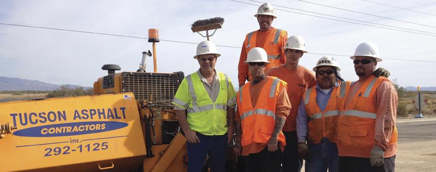 Tucson Asphalt Employment